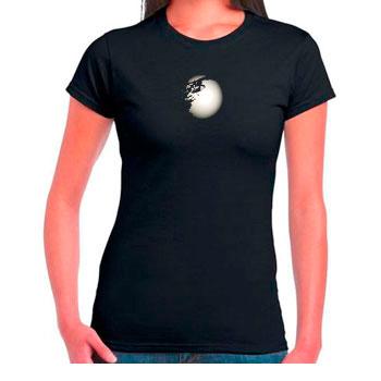 Camiseta diseño universo