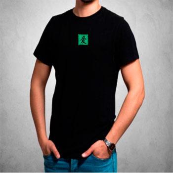 camisetas estampadas hombre, japones