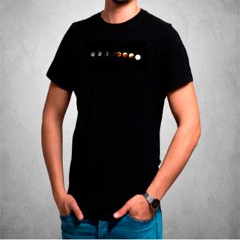 camisetas estampadas hombre, logotipo