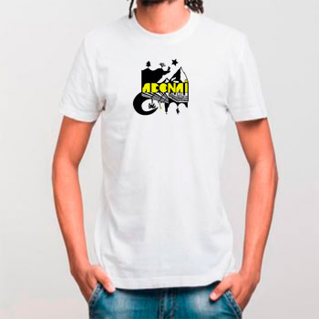 Camiseta con el logotipo madre