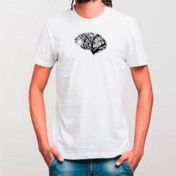 camisetas estampadas hombre, yin yang