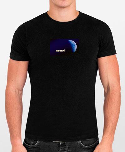 camisetas estampadas hombre, flores