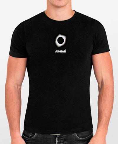 camisetas estampadas hombre, galaxia